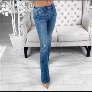 SIAN— Boot Leg Jeans